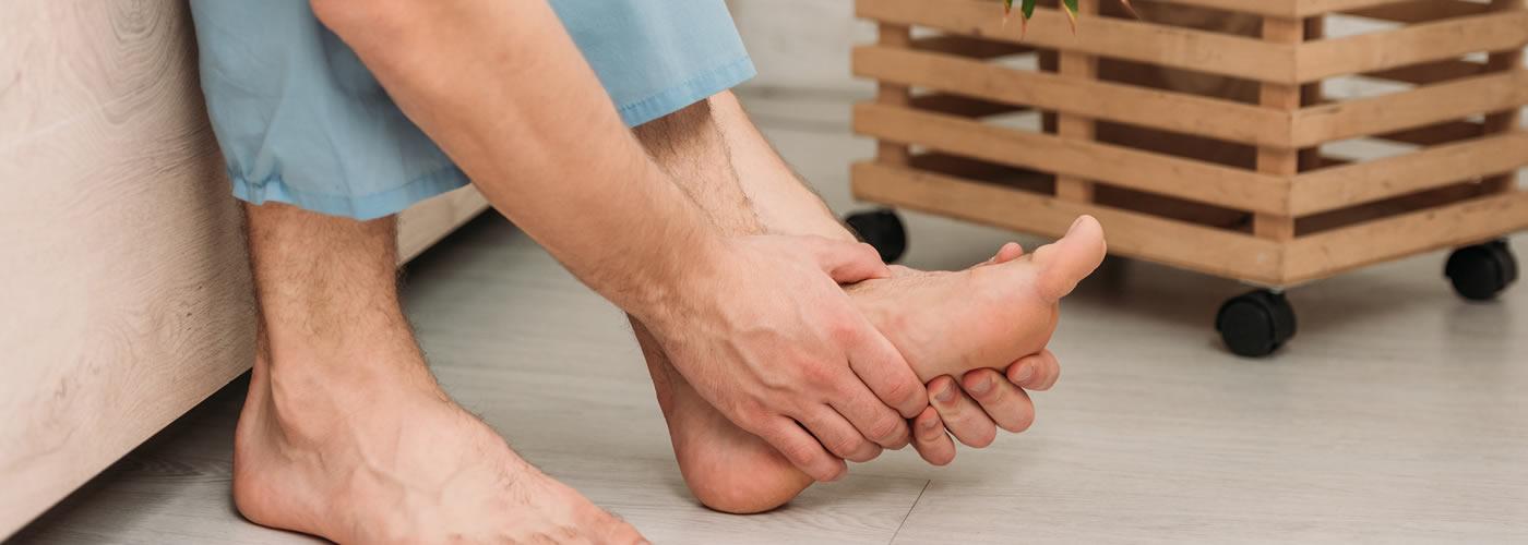 voetklacht